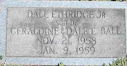 Dale Etheridge Ball