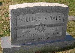 William Riley Ball