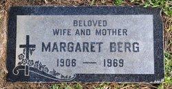 Margaret Nona Callie <I>Pardue</I> Berg