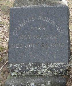 Simmons Robinson