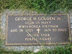 George Houston Golden Jr.