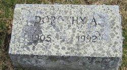 Dorothy <I>Adams</I> Van Benschoten
