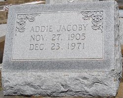 Addie Jacoby