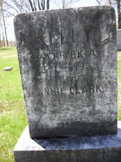 Annie <I>Clark</I> Kelly