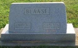 Claus F Blaase