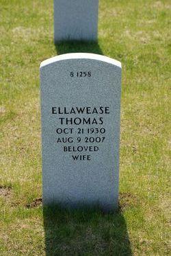 Ellawease Thomas
