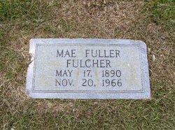 Mae <I>Fuller</I> Fulcher