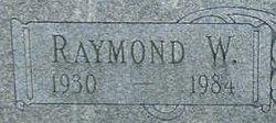 Rev Raymond W. Dibble