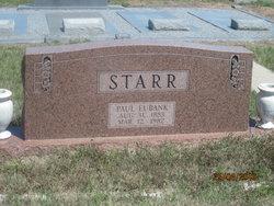 Paul Eubank Starr