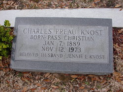 Charles Preau Knost