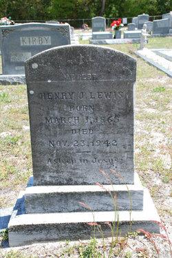 Henry Johnson Lewis