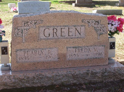 Pearly R. Green