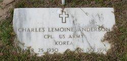 Charles Lemoine Anderson