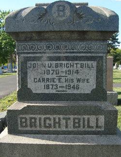 John U Brightbill