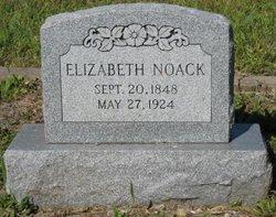 Elizabeth <I>Watkins</I> Noack
