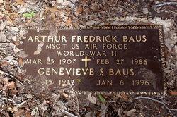 Arthur Fredrick Baus