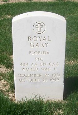 Royal Gary