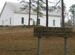 Fishpond Primitive Baptist Church Cemetery