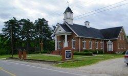 Stovall Baptist Church Cemetery