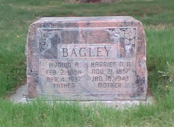 Harriet Dilworth <I>Brinton</I> Bagley