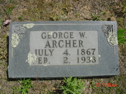 George Washington Archer