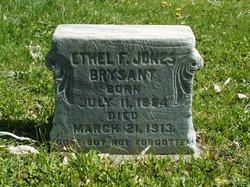 Florence Ethel <I>Jones</I> Brysant