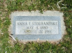 Anna E Stolhandske