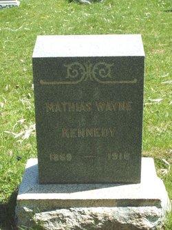 Mathias Wayne Kennedy