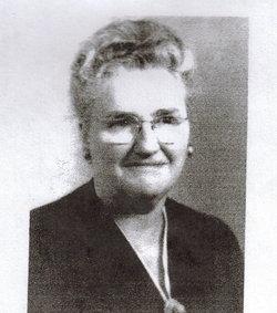 Mary Ella <I>Tooke</I> Thomas