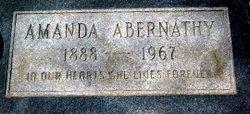 Amanda <I>Foley</I> Abernathy