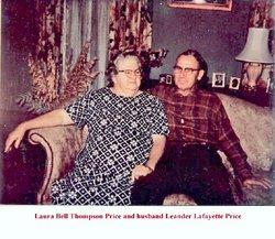 Laura Bell <I>Thompson</I> Price
