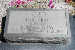 Iris <I>Hewett</I> Gray