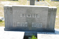 Harvey Fletcher Hewett