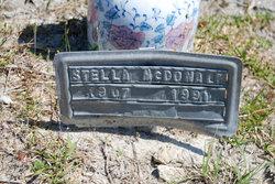 Stella <I>Hewett</I> McDonald