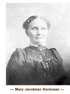 Mary Kristine <I>Jacobsen</I> Sorensen