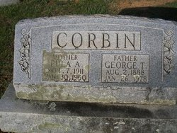George Thurman Corbin