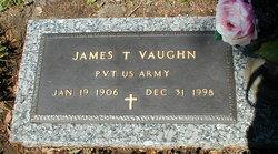 James T. Vaughn