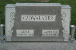 "Henry Lawrence ""Lawrence"" Cadwalader"