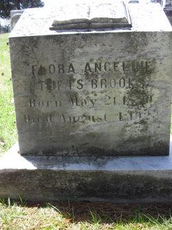 Flora Angeline <I>Tufts</I> Brooks