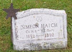 Simeon Lumbert Hatch