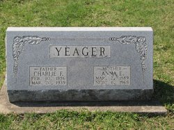 Charlie F. Yeager