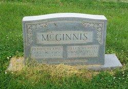 Helen Muriel <I>Murphy</I> McGinnis