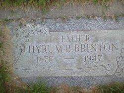 Hyrum Bradison Brinton
