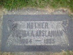 Freida <I>Aposhian</I> Arslanian