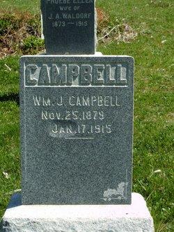 William J Campbell
