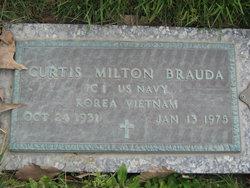Curtis Milton Brauda