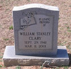 "William Stanley ""Dick"" Clary"