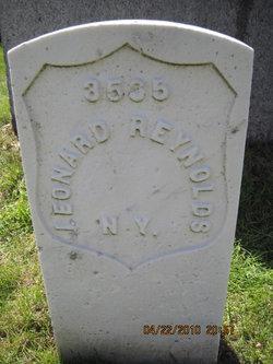 Leonard Reynolds