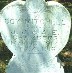 Coy Mitchell Chambers