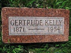 """Gertrude """"Gertie"""" <I>Barker</I> Kelly"""